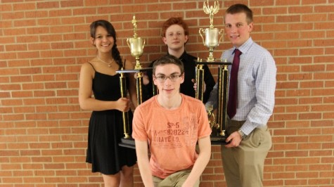 Canfield High School Receives Highest Honors at State Science Day…. AGAIN!