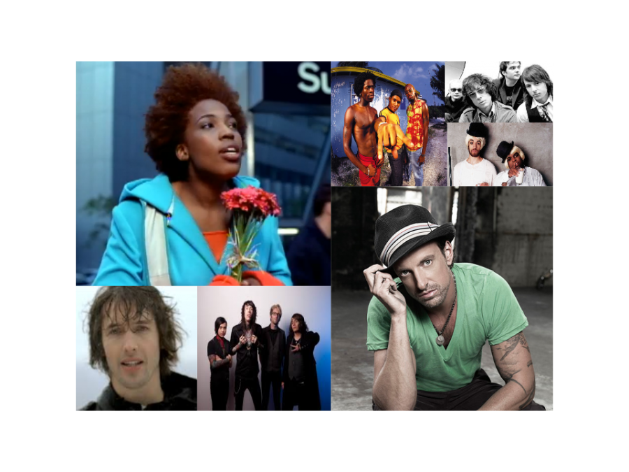 Throwback Thursday: The Top 10 One-Hit-Wonders of the 2000's