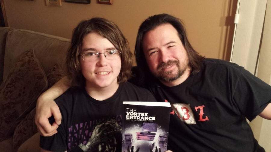 F Scott Who?  Canfield Freshman Publishes First Novel