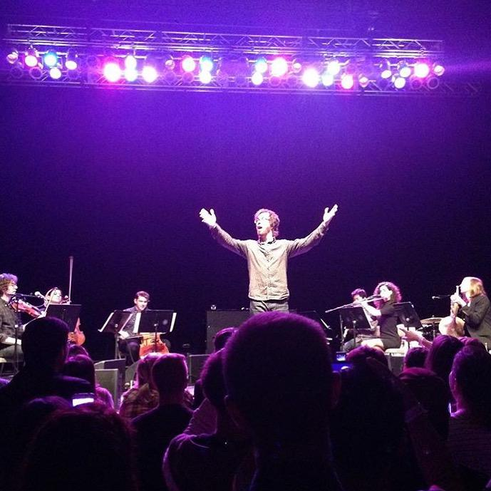 Ben Folds goes classical with Y Music