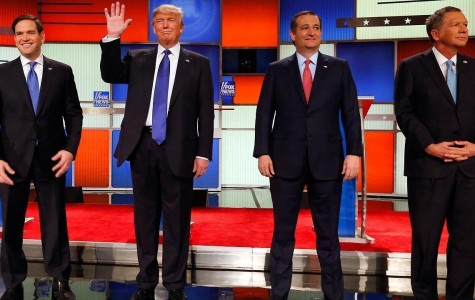 Thursday night's GOP debate: sharp jabs and low blows