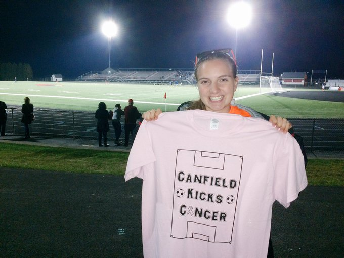 CHS soccer set to kick cancer