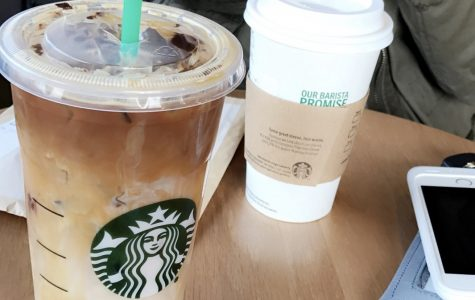 What's your signature Starbucks drink???