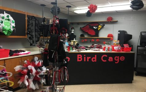 What's new: The Bird Cage