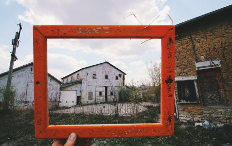 Junior Greco explores beauty in the abandoned