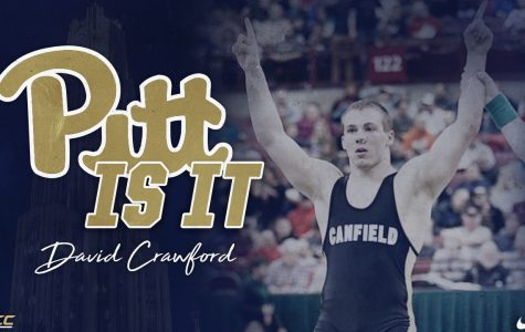 For senior Crawford, Pitt is it