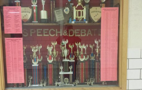 Award-winning Speech and Debate team goes to state