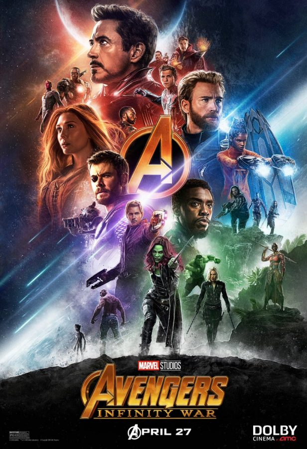 Freshmen+are+excited+for+Infinity+War