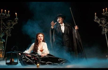 Broadway musical theater showdown:  The Phantom of the Opera vs. My Fair Lady
