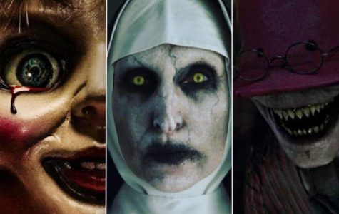 The top three scariest movies to watch with your bae