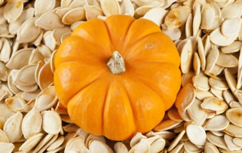 Get your (pumpkin) seed on!