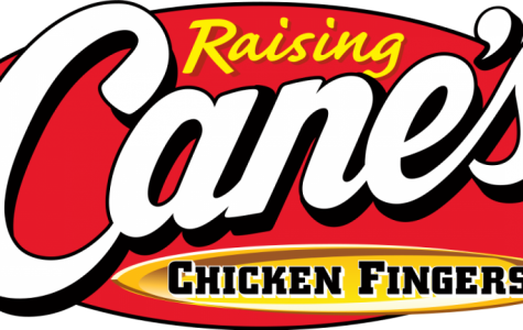 The arrival of Raising Cane's