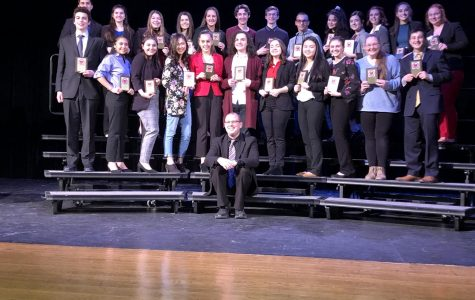 28 state qualifiers and counting for CHS Speech and Debate