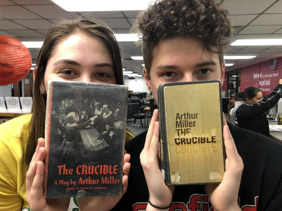 Read The Crucible!