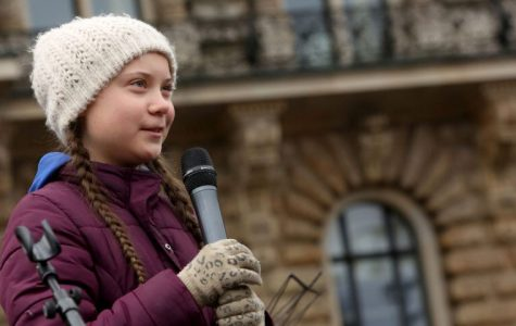 16-year-old Nobel Peace Prize nominee Greta's Thunberg is making history