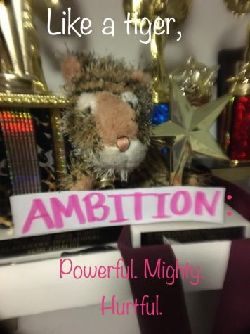 The beast of ambition